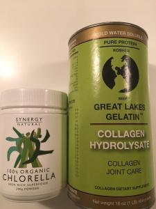 Chlorella & Collagen